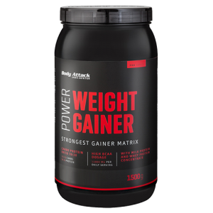 Power Weight Gainer - 1,5kg Vanila