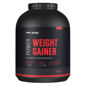 Power Weight Gainer - 4,75kg Banana Cream