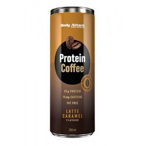 Protein Coffee - 250ml Cafe Latte