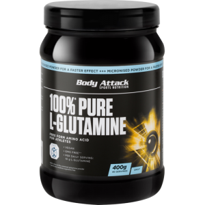 100% Pure L-Glutamic acid - 400g