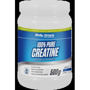 100% Pure Creatine - 500g