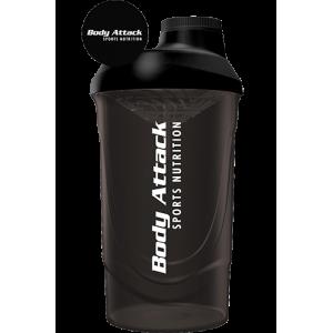 Shaker 600ml Black