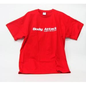 T-Shirt  red  X L