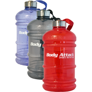 Water Bottle XXL - 2,2 L Red