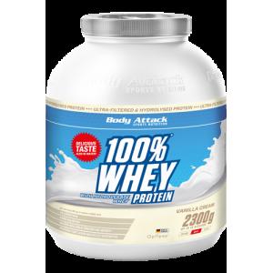 100% Whey Protein - 2300g  Chocolate