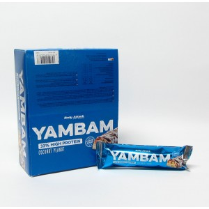 YAMBAM Bar - 80g Coconut-Peanut