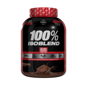 100% IsoBlend Smooth Chocolate Cream 4.02 lb/1823 g