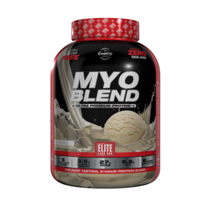 MyoBlend Vanilla Ice Cream 4.4 lb/2000 g