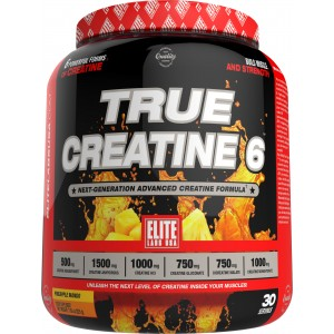 True Creatine 6 Pineapple Mango 225 g
