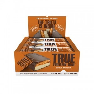 True Protein Bar - Chocolate Peanut Butter 64 g
