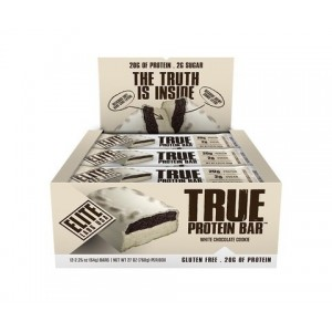 True Protein Bar - White Chocolate Cookie 64 g