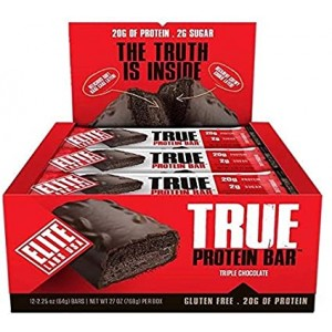 True Protein Bar - Triple Chocolate 64 g