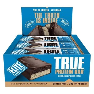 True Protein Bar - Chocolate Chip Cookie Dough 64 g