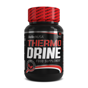 Thermo Drine 60 caps jar