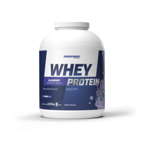 Fruit Whey Protein blueberry 2250g