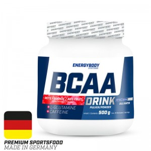BCAA red fruits 500g