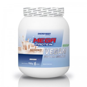 Mega Protein Vegan choco 750g