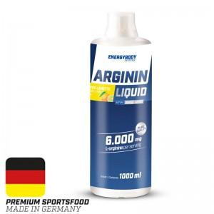 L-Arginine Liquid  XXL 1000 ml-lime-orange