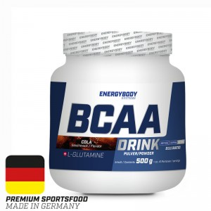 BCAA Drink Cola 500g Dose