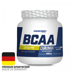 BCAA Fresh Lemon 500g