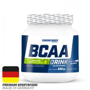 BCAA Drink Kiwi Kiss 500g Dose