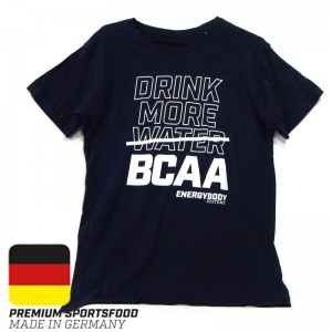 BCAA T-Shirt Men navy L