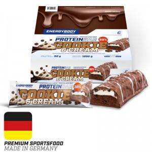 Protein Bar Cookie&Crem 24x50g