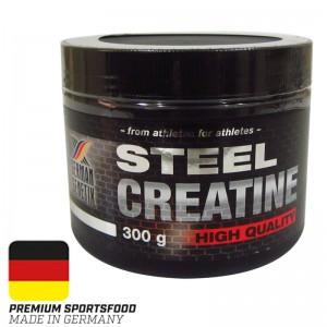 Steel Creatine 300g Dose
