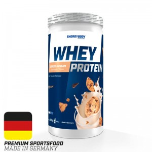 Whey Protein 600g cookies & cream