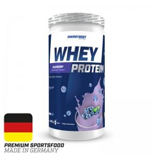 Fruit Whey Protein 600 g blueberry