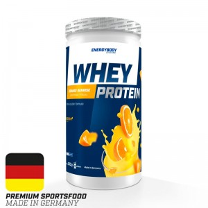 Fruit Whey Protein 600 g  orange