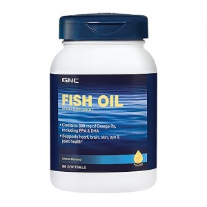 FISH OIL 90 caps
