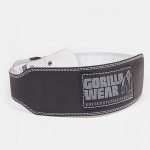 4 Inch Padded Leather Belt L/XL
