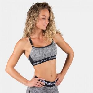 Aurora Bra Mixed Gray    XS