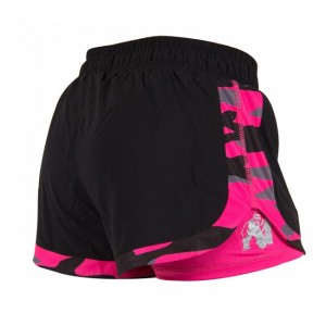 Denver Shorts Black/Pink   XS