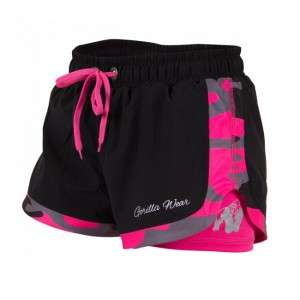 Denver Shorts Black/Pink   S