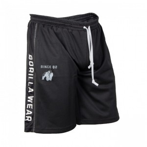 Functional Mesh Shorts Black/White 2XL/3XL