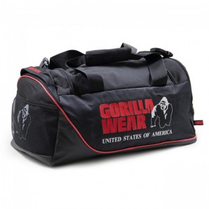 Jerome Gym Bag Black/Red