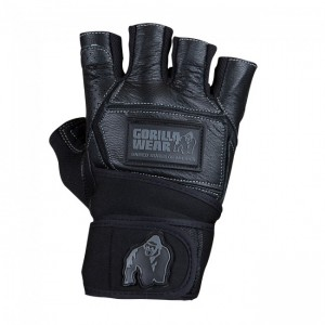 Hardcore Wrist Wraps Gloves Black 3XL