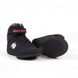 Gorilla Wear High Tops Black 40