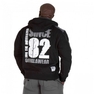 82 Jacket Black 3XL