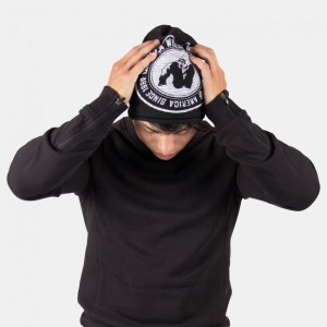 Oxford Beanie Black