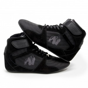 Perry High Tops Pro Black/Black 41