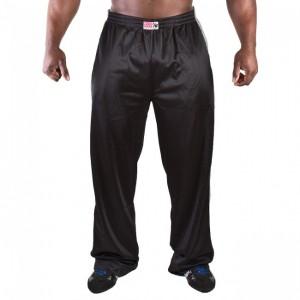 Track Pants Black/Gray S/M