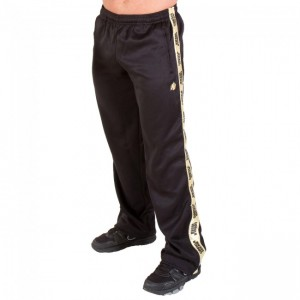 Track Pants Gold Edition Black L/XL