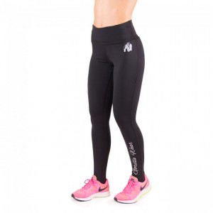 Annapolis Work Out Legging Black   S