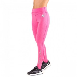 Annapolis Work Out Legging Pink  M