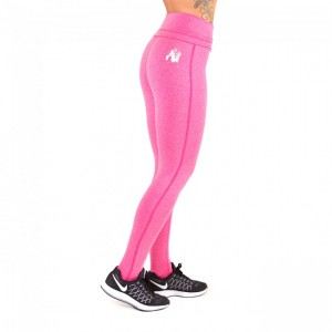 Annapolis Work Out Legging Pink    S
