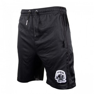 Athlete Oversized Shorts Black S/M