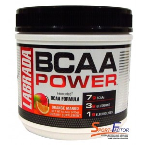 BCAA Power 415g orange mango